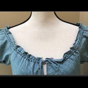 American Living Dresses - American Living denim dress